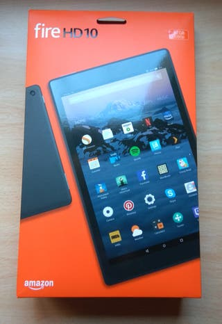 Tablet Fire HD 10 pulgadas. 7 generación