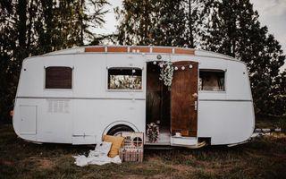 Noting caravana vintage 5,50