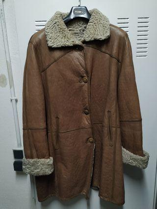 abrigo mouton chica