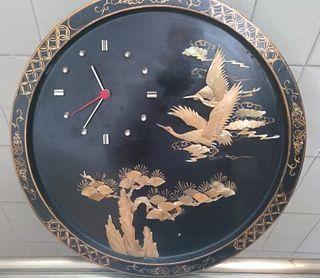 Reloj en relieve