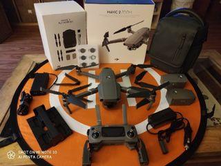 DRON DJI MAVIC 2 ZOOM+ FLY MORE KIT