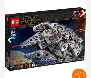 Lego falcon millonario
