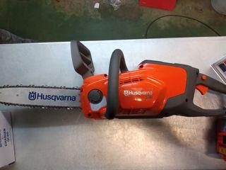 Motosserra Husqvarna-Motosierra 120i bateria