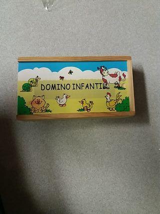 Domino infantil