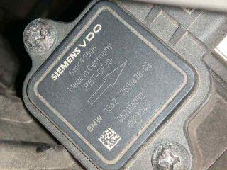 Caudalimetro BMW serie 3 coupe (e92) 2006 5WK97508