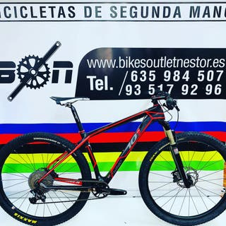 Bicicleta Wilier 101 xn carbón 29