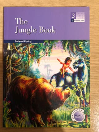 Libro ingles The Jungle Book