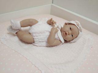 Muñeca Berenguer Boutique 38cm. La newborn (chica)