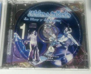 Musica de Peliculas 2 CDS