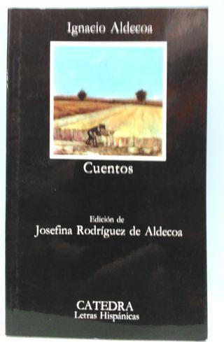 cuentos Ignacio Aldecoa