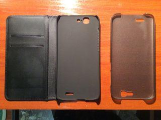 3 fundas para Huawei G7 Ascend