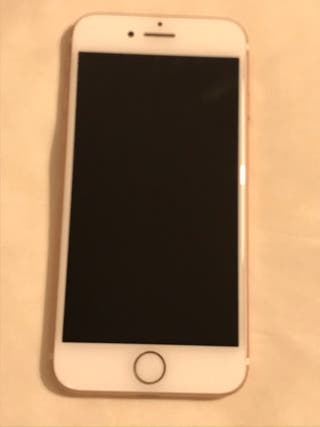 iPhone 7 32Gb oro rosa impecable