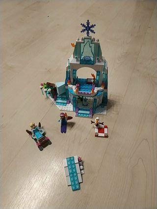 Lego Disney Castillo de Elsa