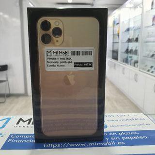 Iphone 11 Pro Max 512GB Gold/dorado Precintado