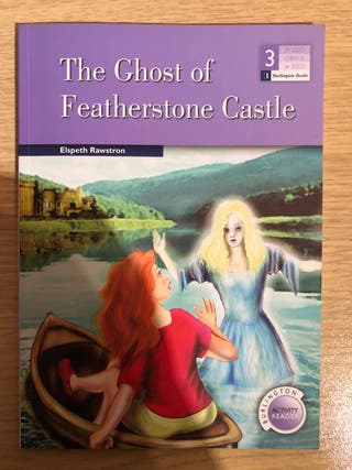 Libro ingles The Ghost of Featherstone Casthe
