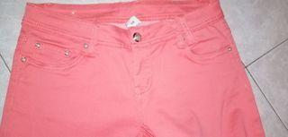 pantalon nuevo coral xl