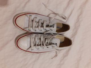 zapatilla cuero Converse