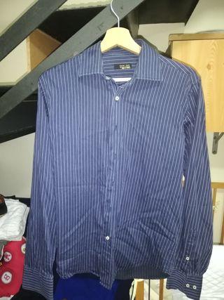 camisa de Zara un solo uso