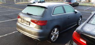 Audi S3 2.0 TFSI 2015