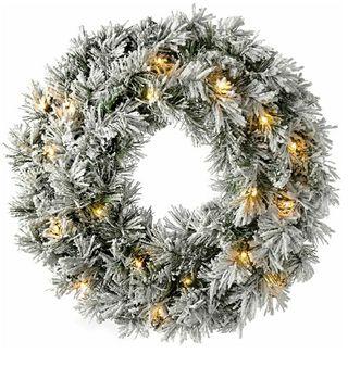 Corona de Navidad