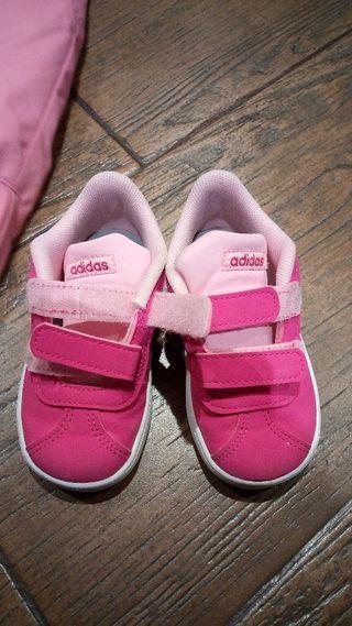 Zapatillas deportivas niña ADIDAS