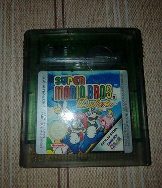 Super Mario Bros Gameboy Color