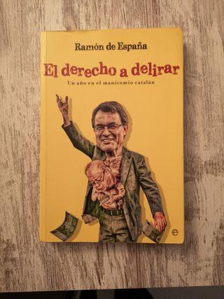 """Libro """"El derecho a delirar"""""""