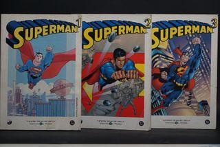 3 comics de Superman