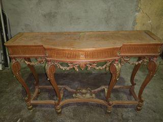 mueble taquillón o entradita vintage, clasico