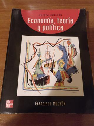 Economía, teoría y politica (5a edición)