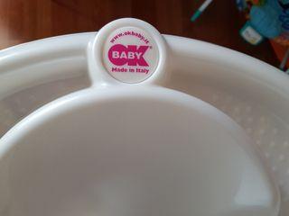 Bañera bebé Ok Baby con soporte