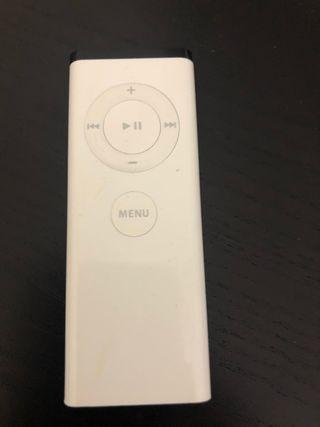 Mando multimedia Apple