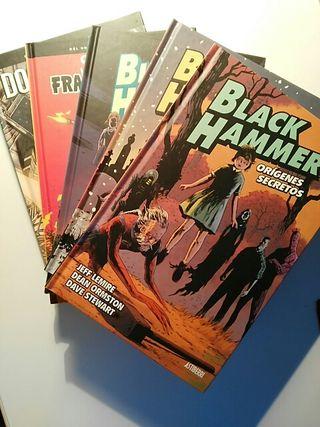 Black Hammer colección (Astiberri)