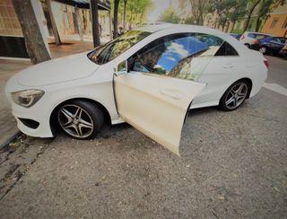 Mercedes-Benz Clase CLA, 2014, Diesel, Blanco