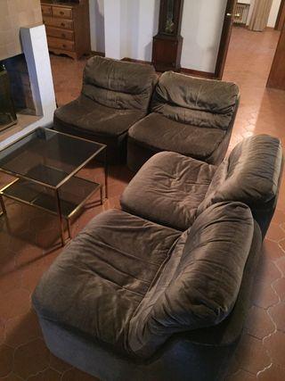 Sofá por módulos