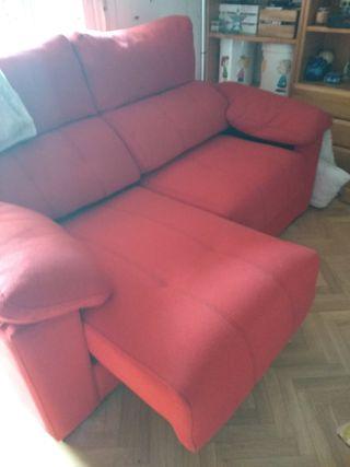 sillón dos plazas extensible