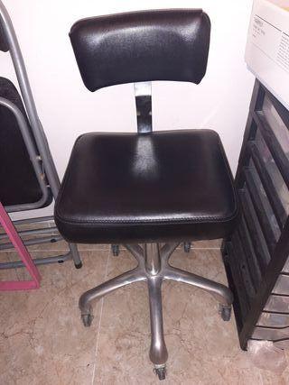 silla peluquera