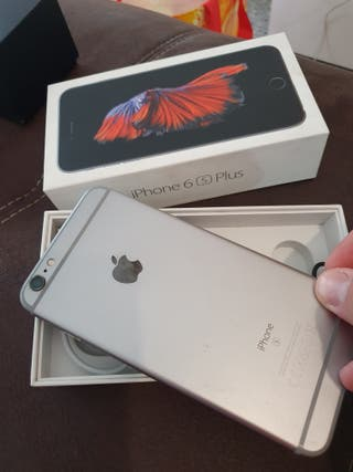 IPHONE 6S PLUS ULTIMA UNIDAD