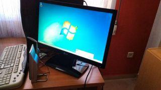 Monitor LG LED 21,5 pulgadas
