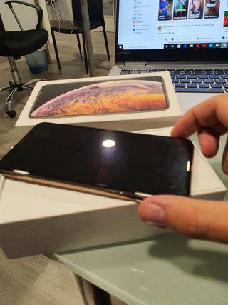 IPHONE XS dorados 2 unidades