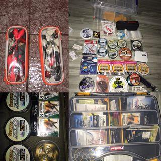 Pack material pesca