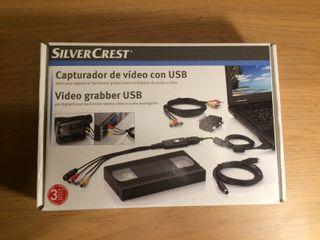 Capturador de video con USB
