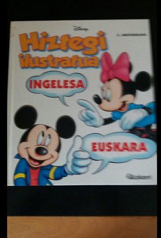 LIBRO INGLES EUSKERA