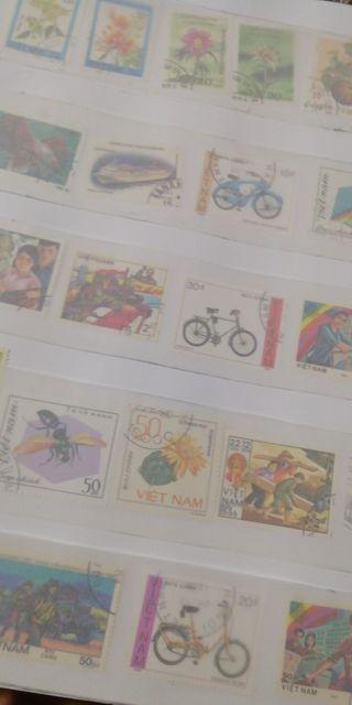 album de sellos de colecion