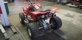 Se vende Quad Honda 4OOex.
