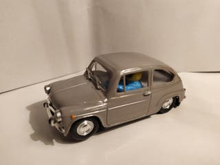 Seat 600 gris de Reprotec