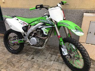 Kawasaki kxf 450 2007