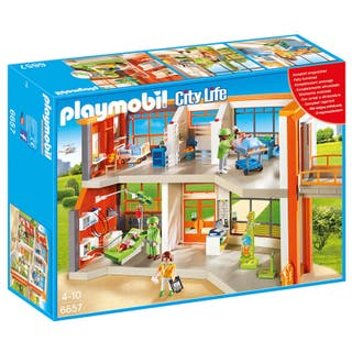 Hospital infantil Playmobil City Life