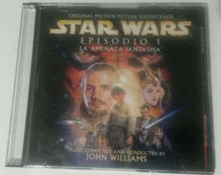 Star Wars Episodio I BSO