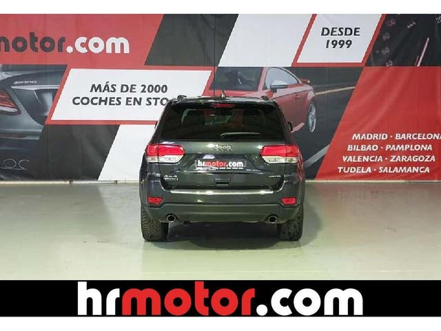 JEEP Grand Cherokee 3.0CRD Limited 250 Aut.